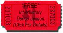 Free Introductory Dance Lesson
